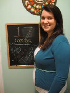 17 weeks - 2/19/13